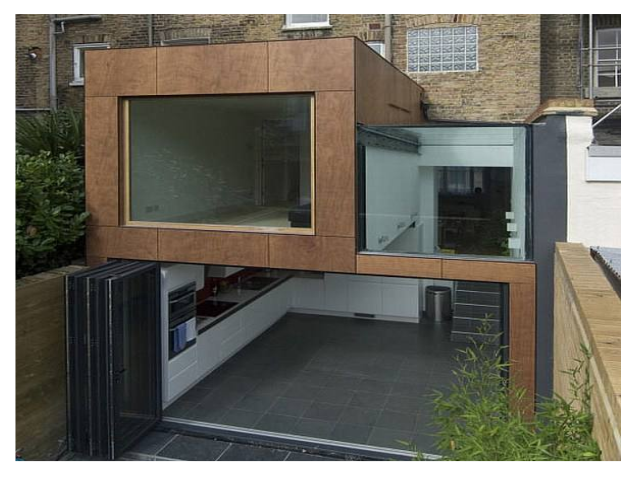 architectural design extension